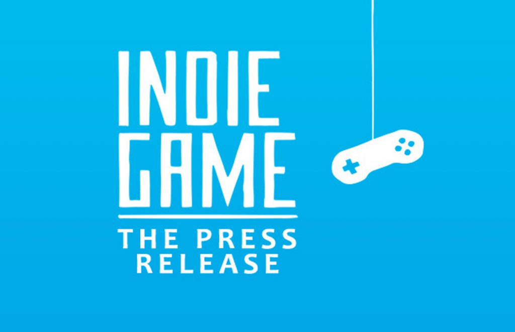 Indie game press release