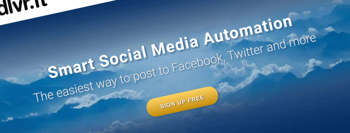 Is dlvr.it a good free social media automation tool? We tried it.